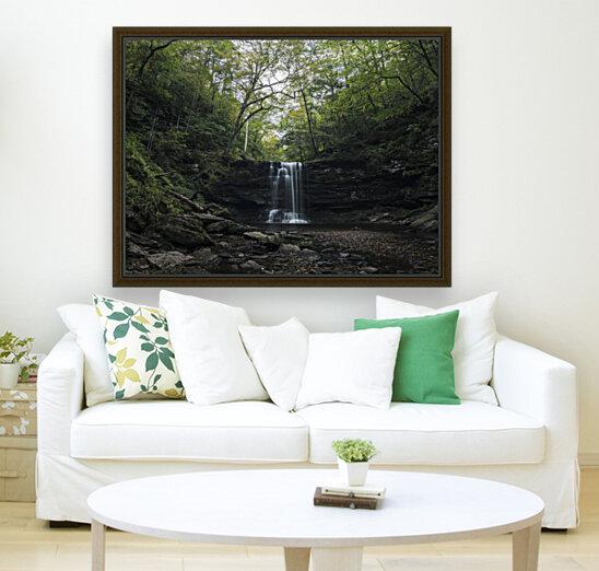 Harrison Wright Falls  Art
