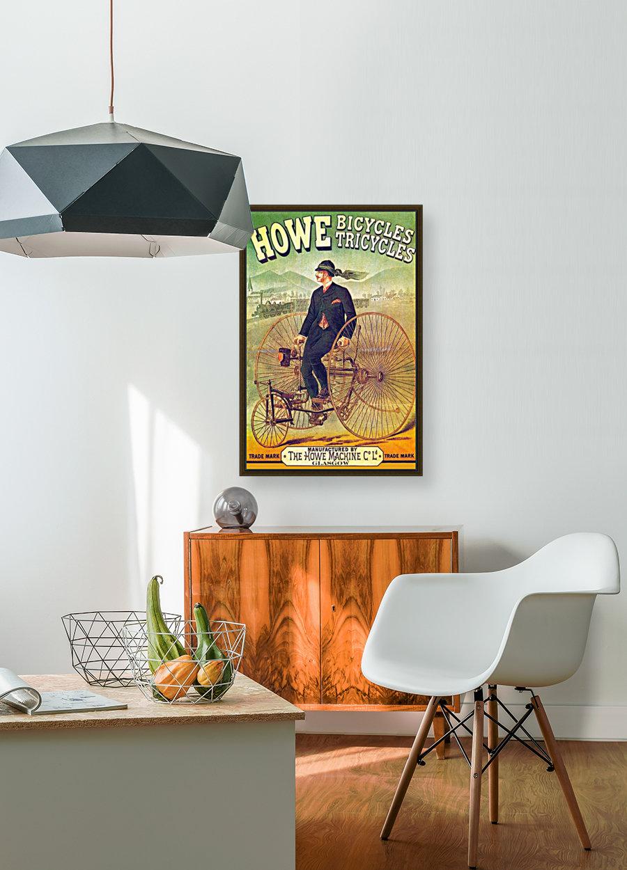 Howe Bicycles  Art