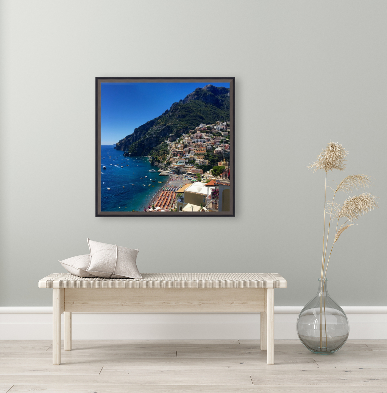 Positano Italy  Art