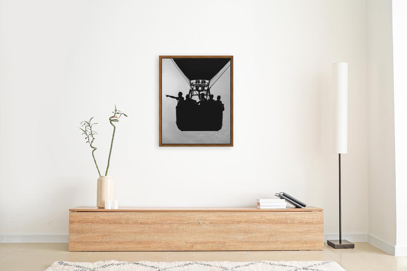 Basket Full Of Aeronauts  Art