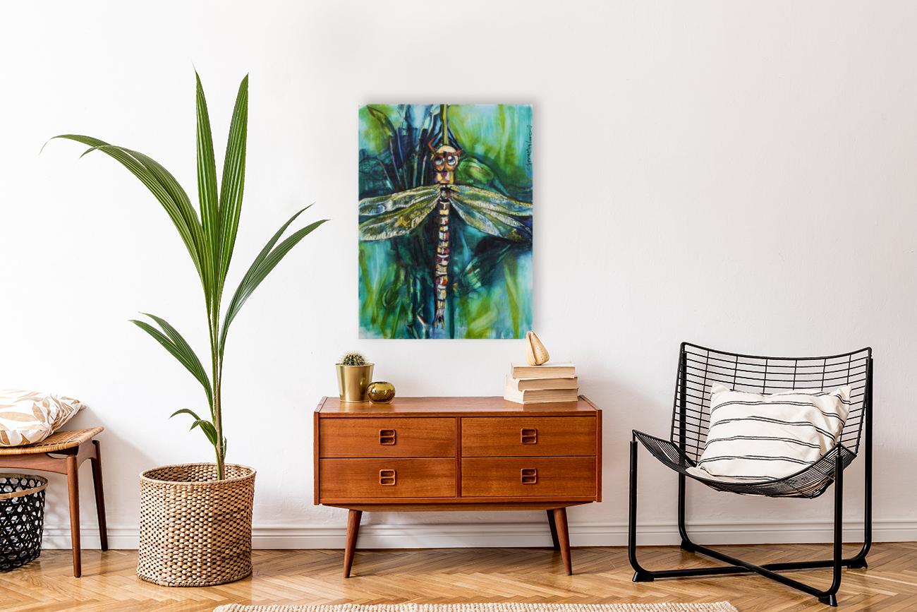 Louisiana Dragonfly  Art