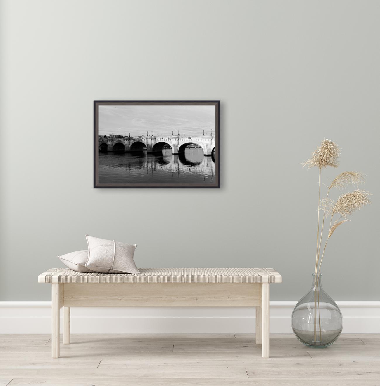 Pont Neuf Reflection  Art