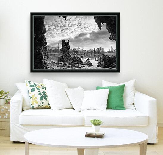 Daumesnil lake  Art