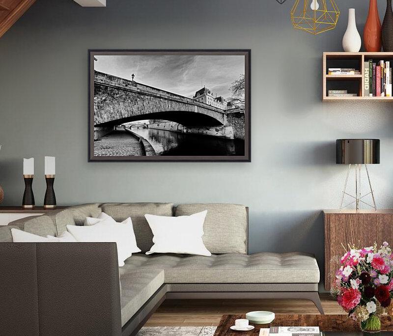 Petit pont   Art