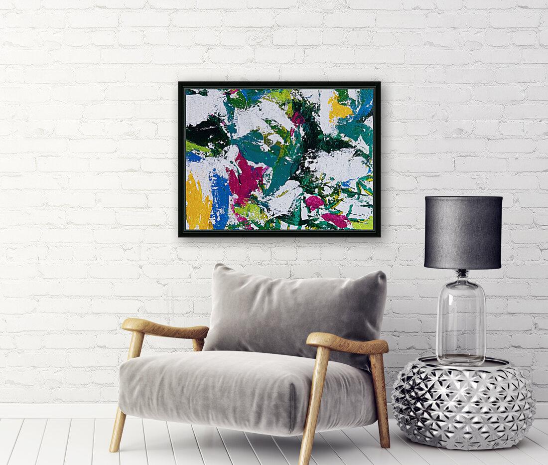 Tropical - Horizontal  Art