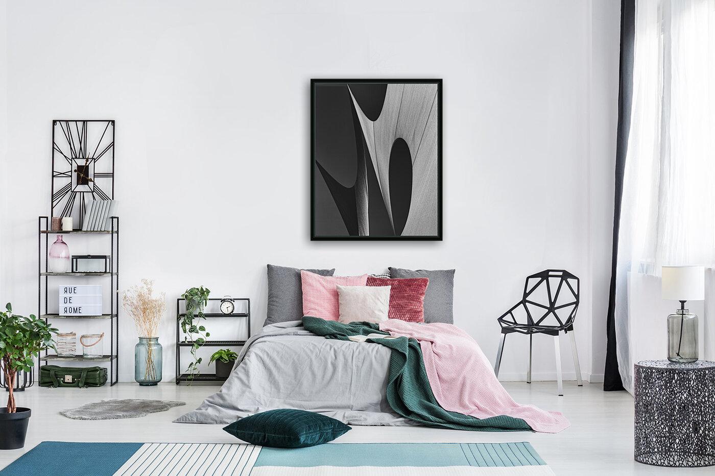 Abstract Sailcloth 11  Art