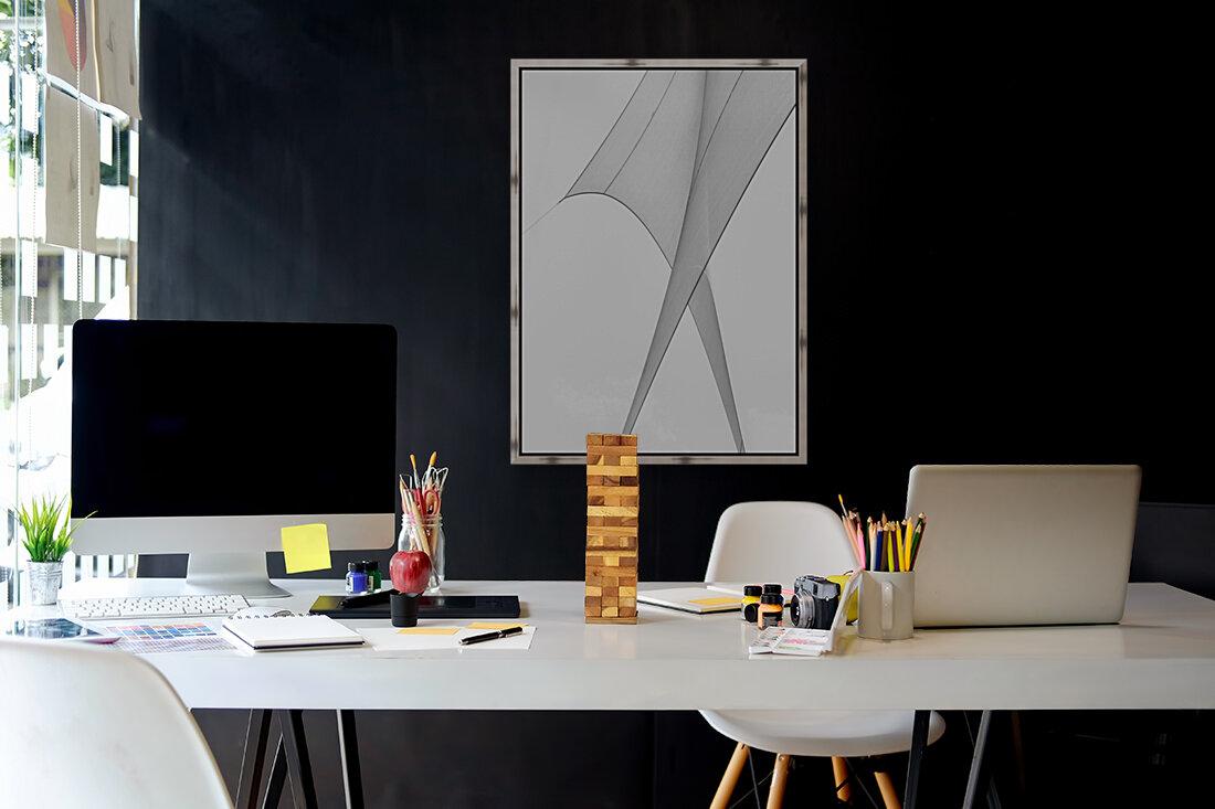 Abstract Sailcloth 3  Art