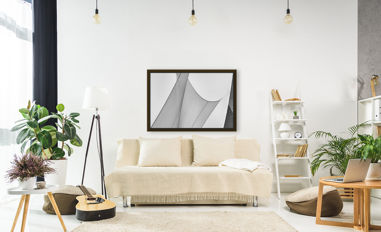 Abstract Sailcloth 8  Art