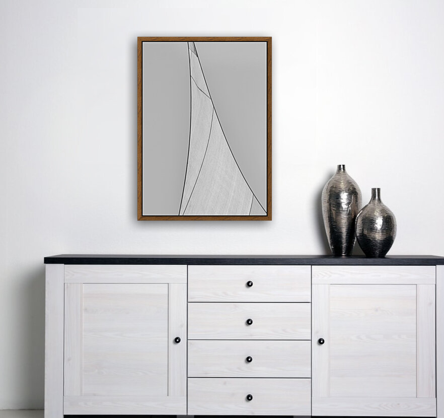 Abstract Sailcloth 18  Art