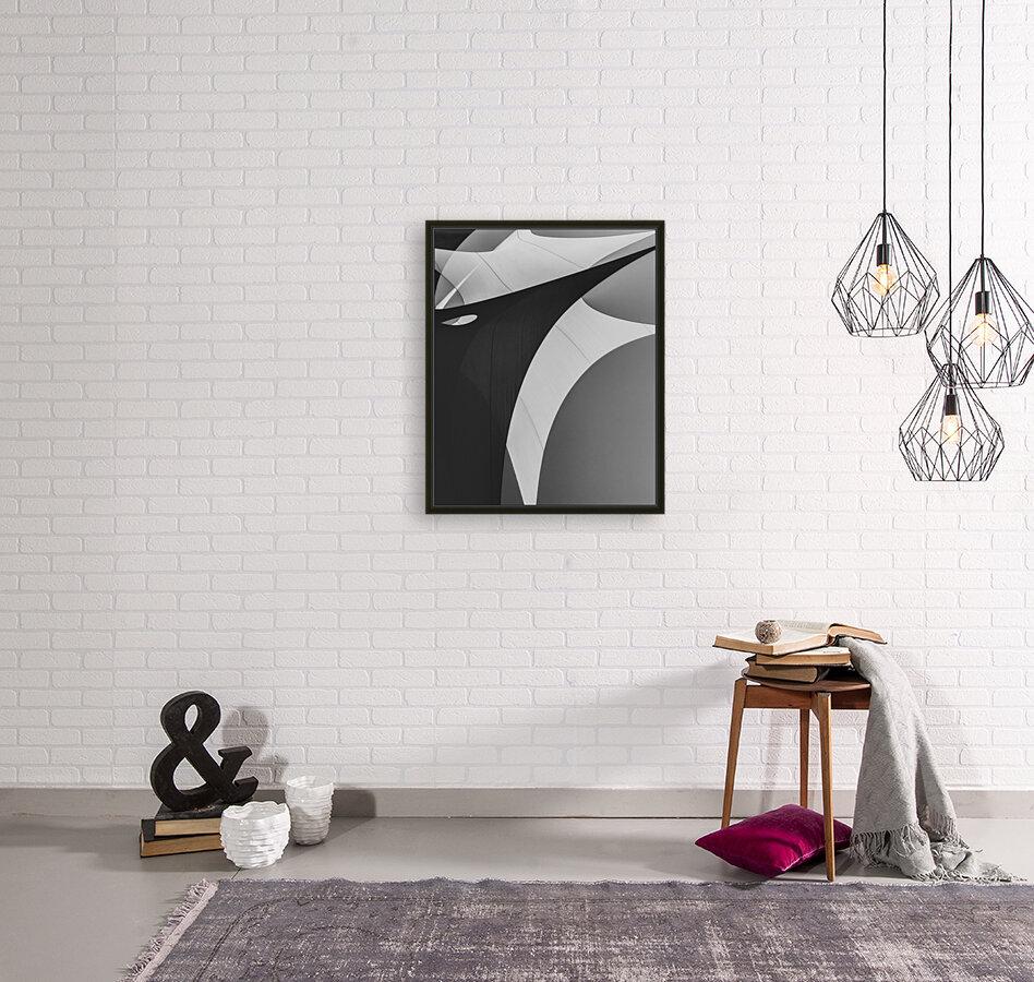 Abstract Sailcloth 4  Art