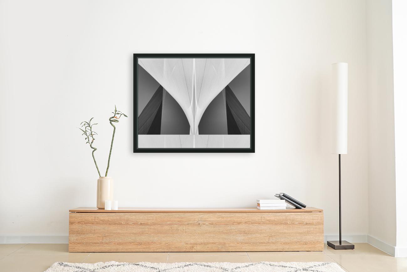 Abstract Sailcloth 1  Art