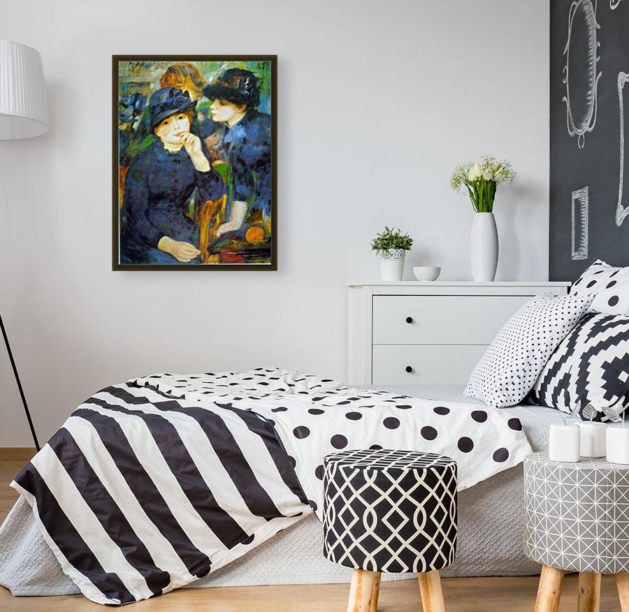 Two Girls by Renoir  Art