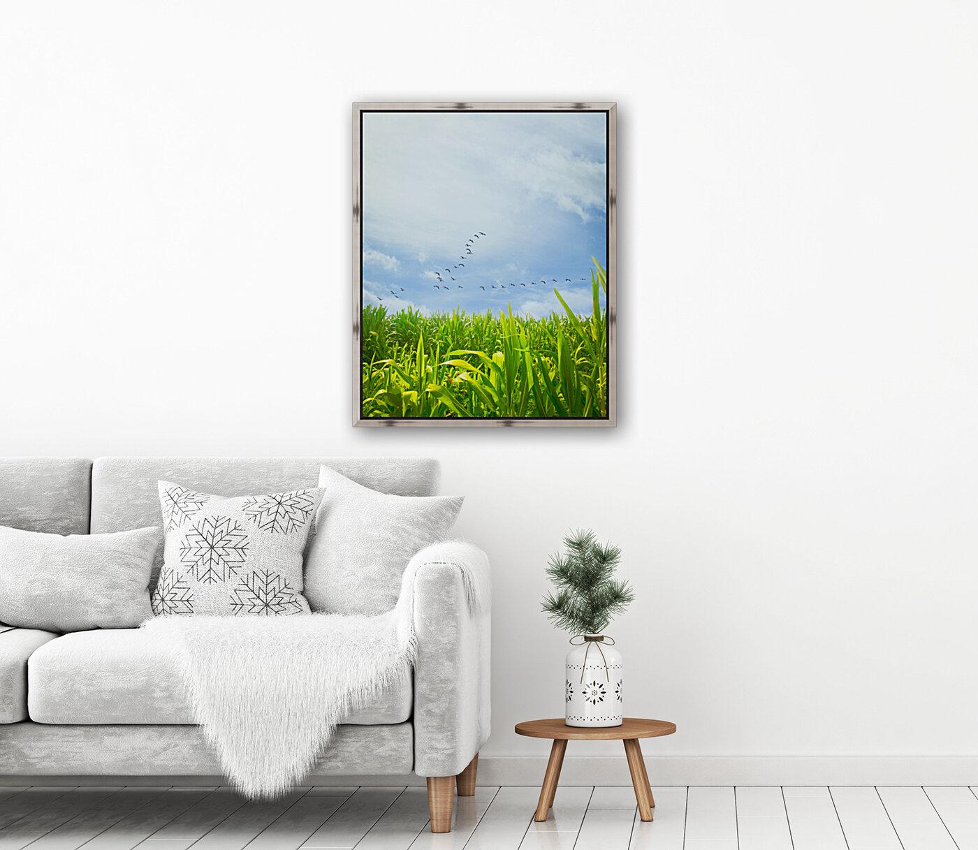 Midsummer Cornfield  Art
