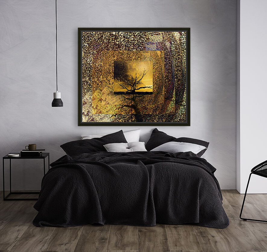 Tree Layers 7  Art
