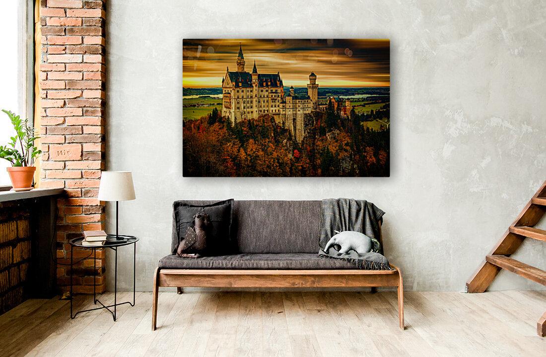 Fairytale Castle  Art
