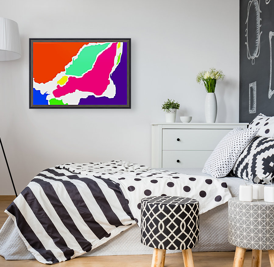 Montreal Map WBG   Art