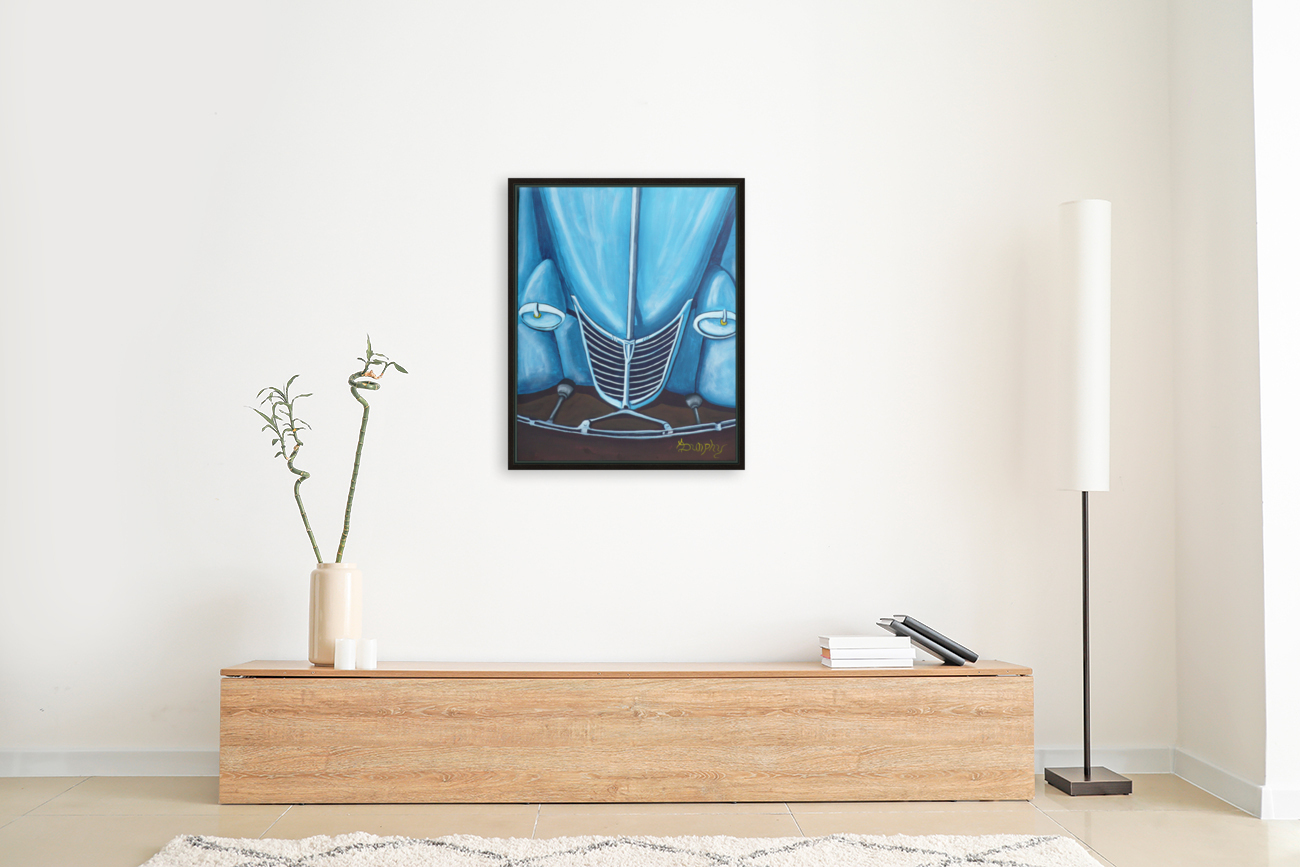 Blue 32   Art