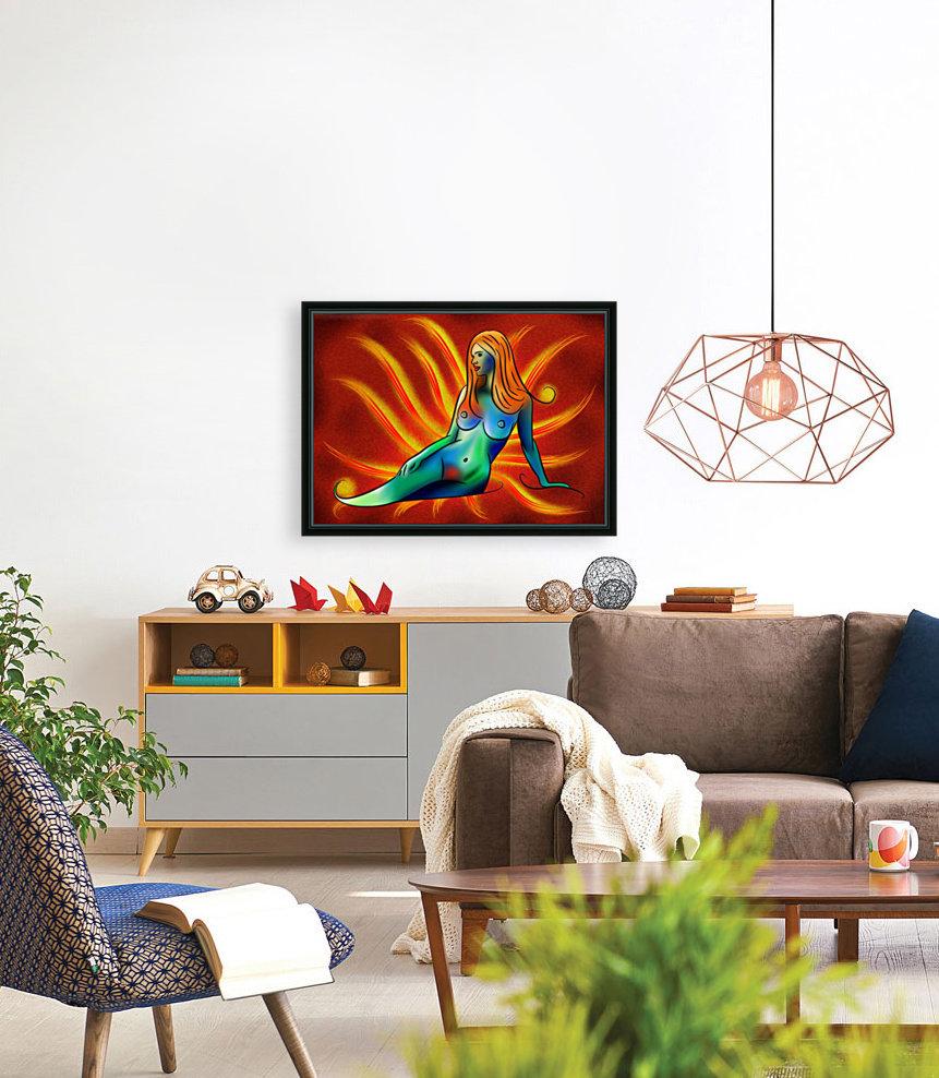 Beligametto V1 - digital abstract  Art