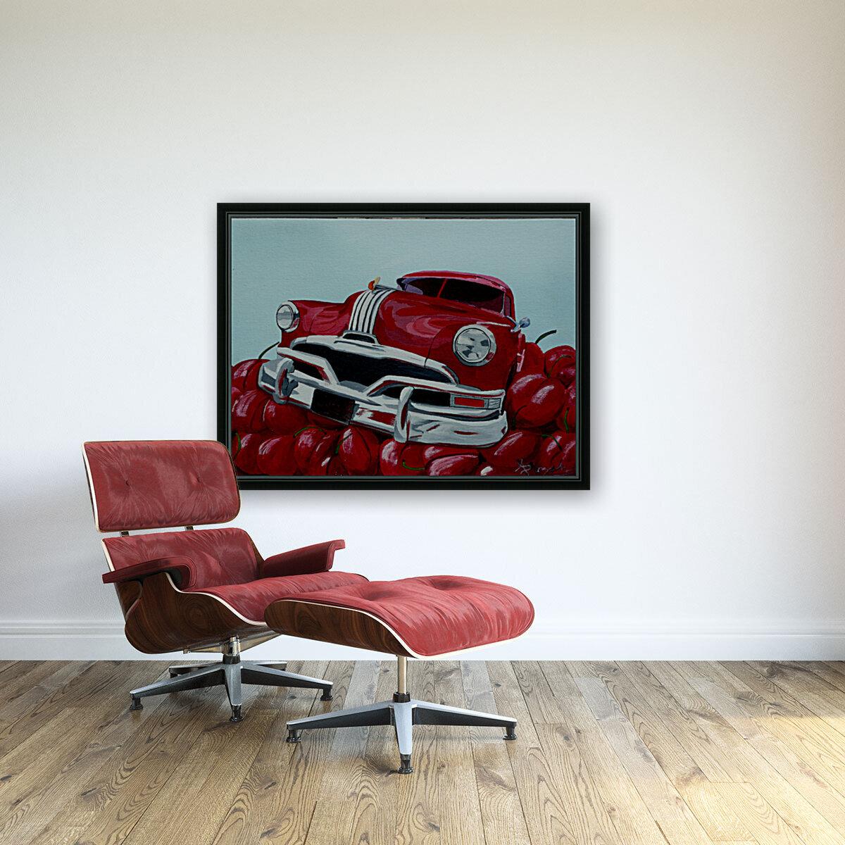Cherry Ride  Art