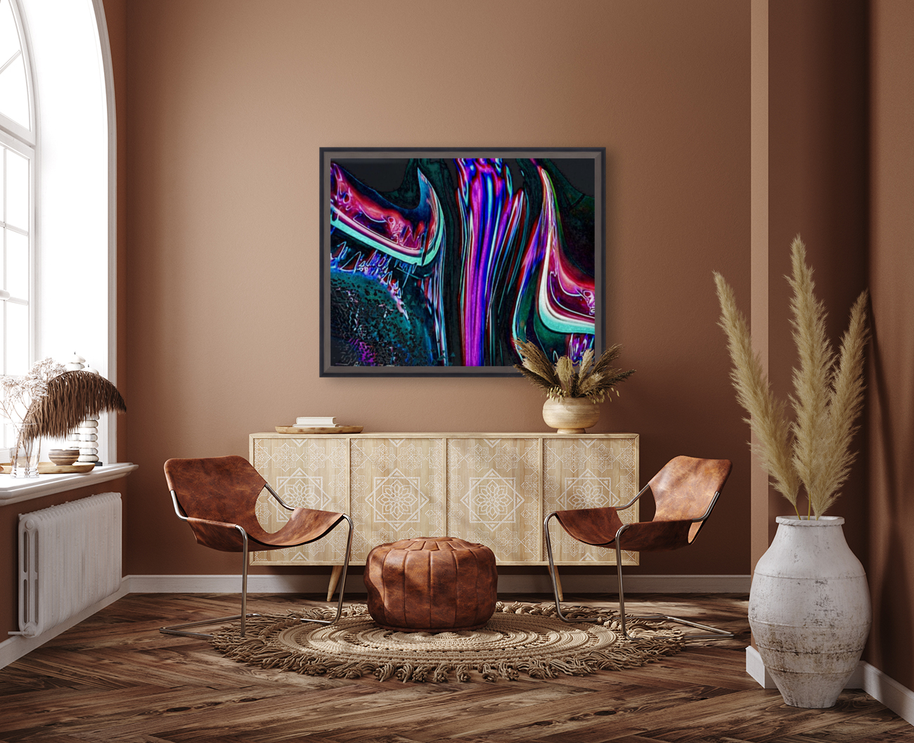 Colorful Distortions  Art