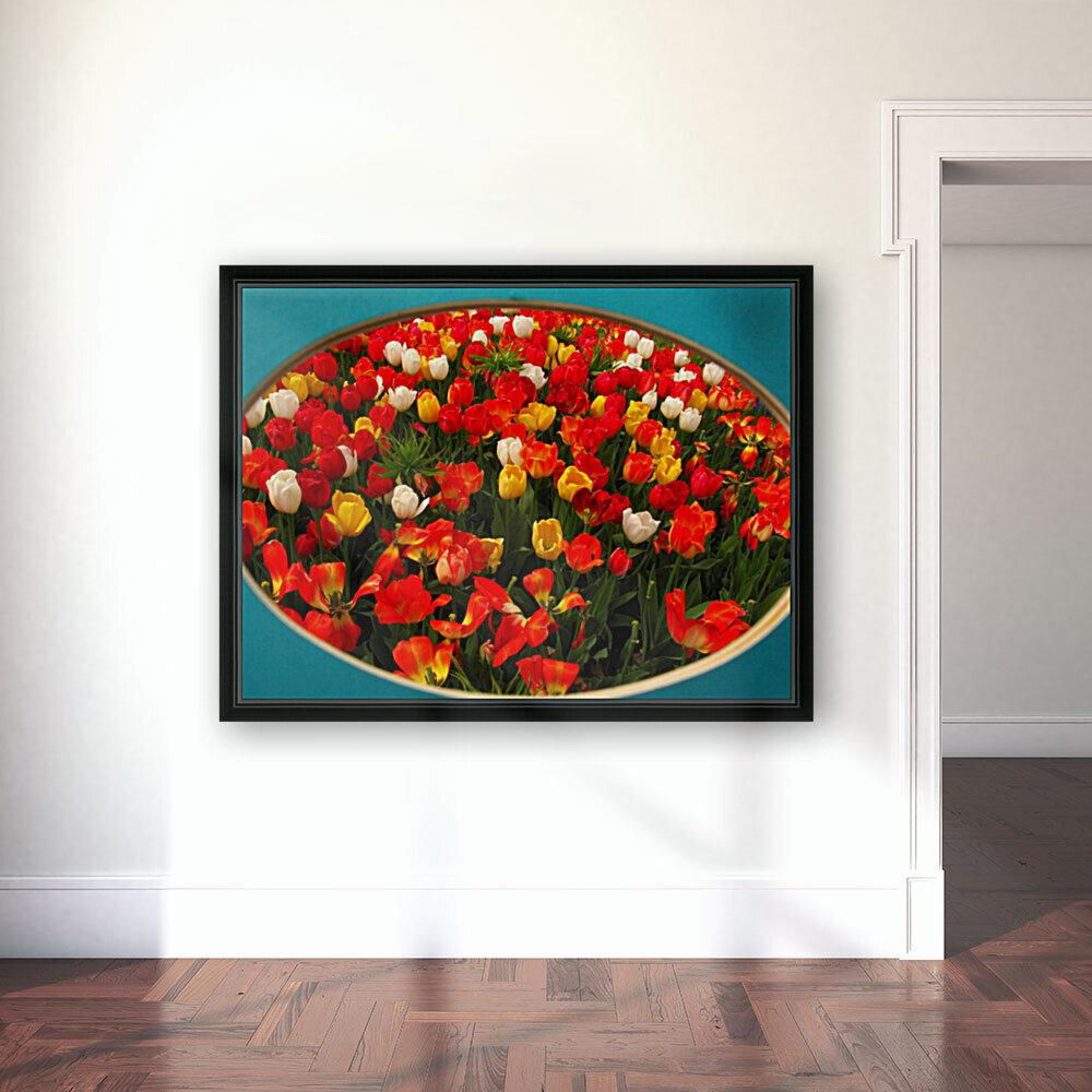 Parade of Tulips  Art