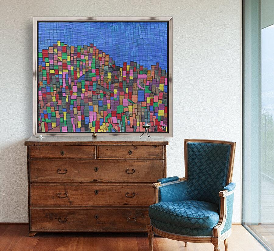 colorfulbuildings  Art