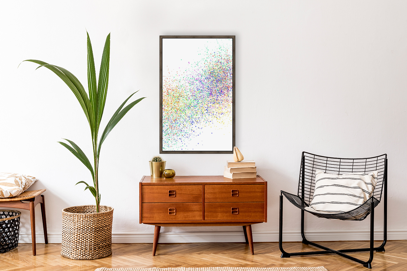 ABSTRACT PAINTING 47  Art