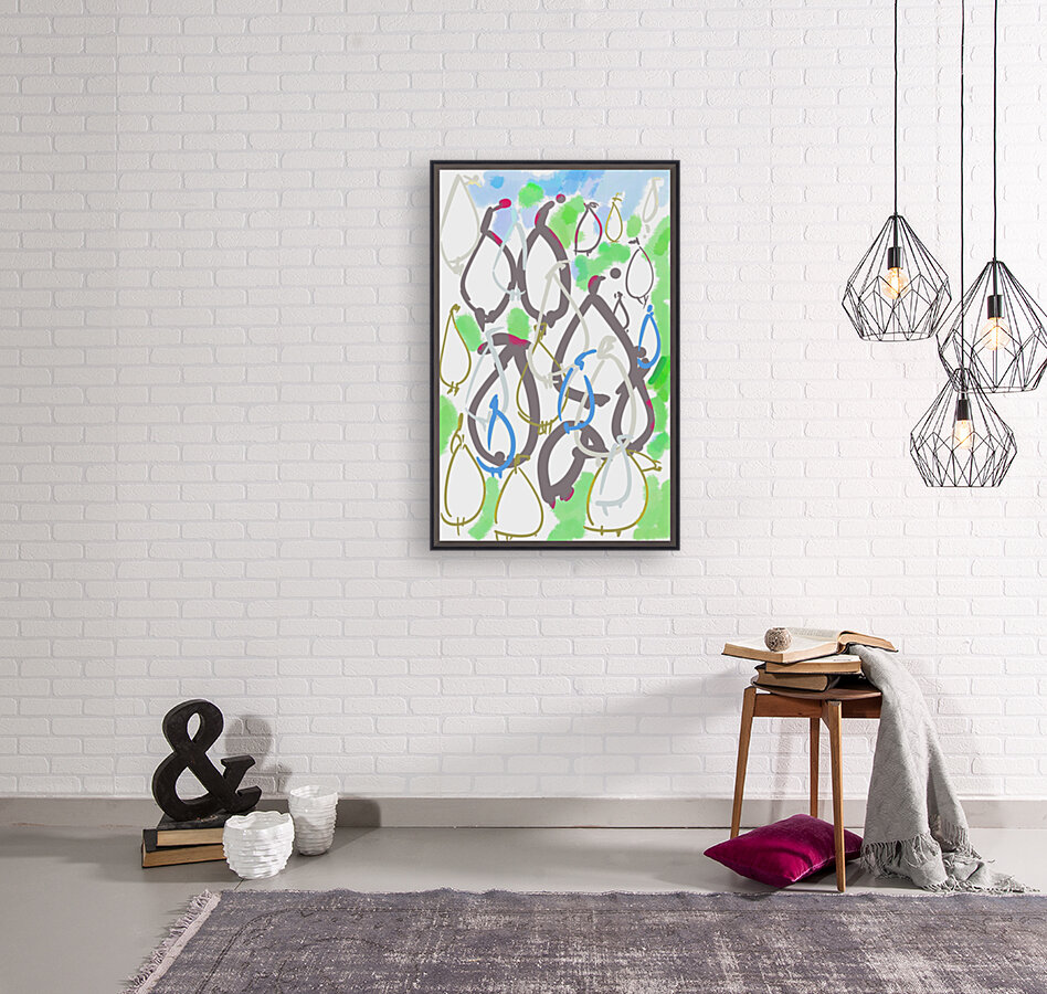ABSTRACT PAINTING 88  Art