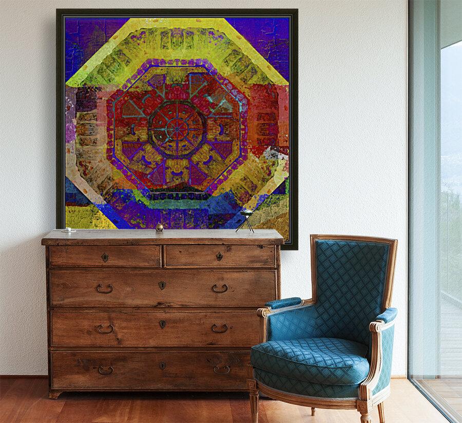 Aztec Dreaming  Art
