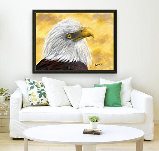 Proud Eagle  Art