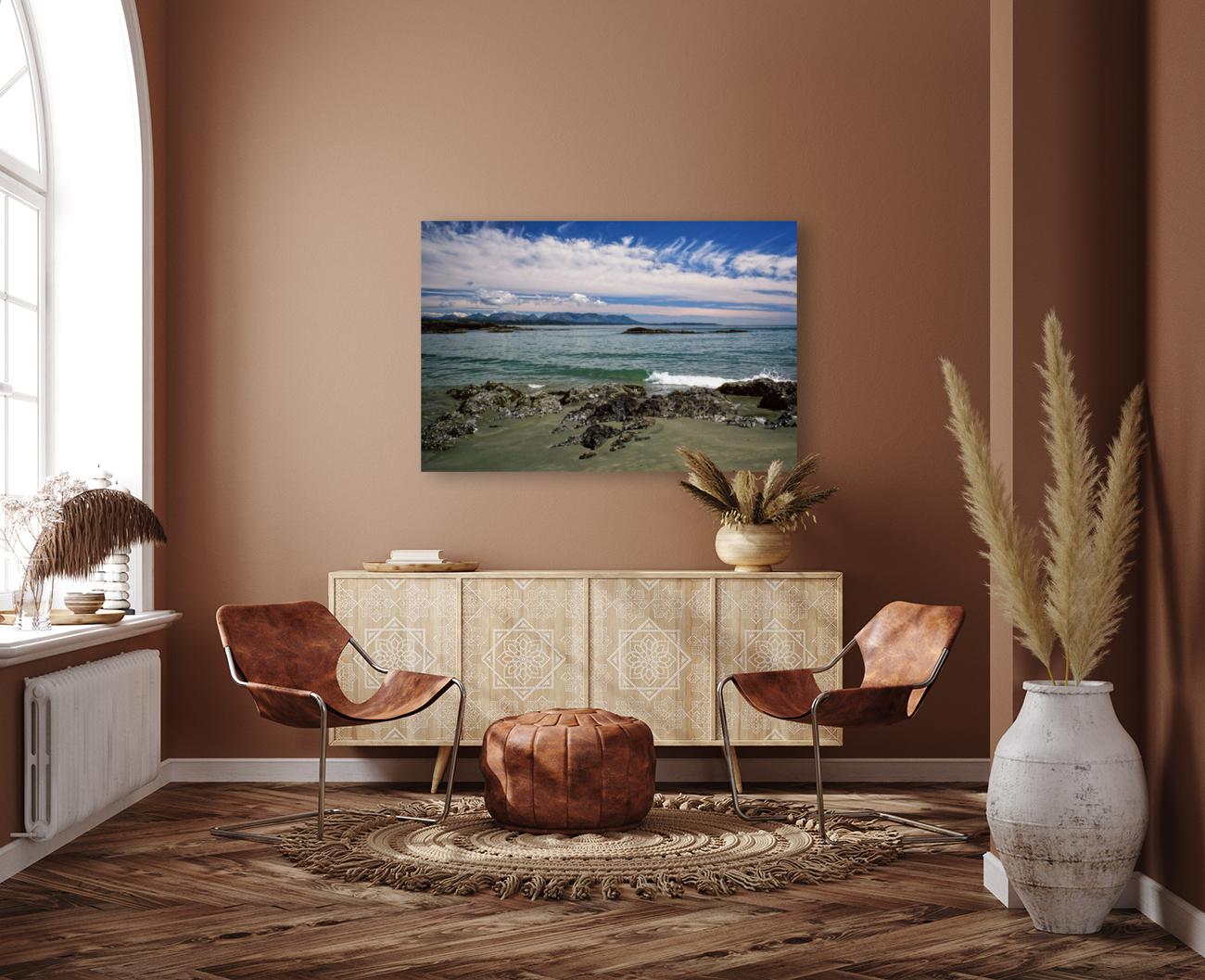 Peaceful Pacific Beach  Art