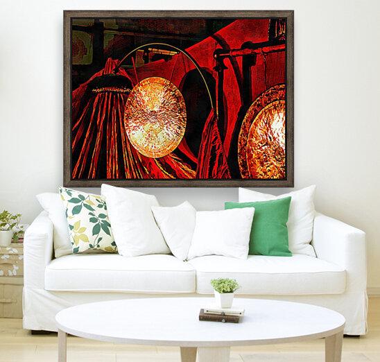 Energy Of Gongs  Art