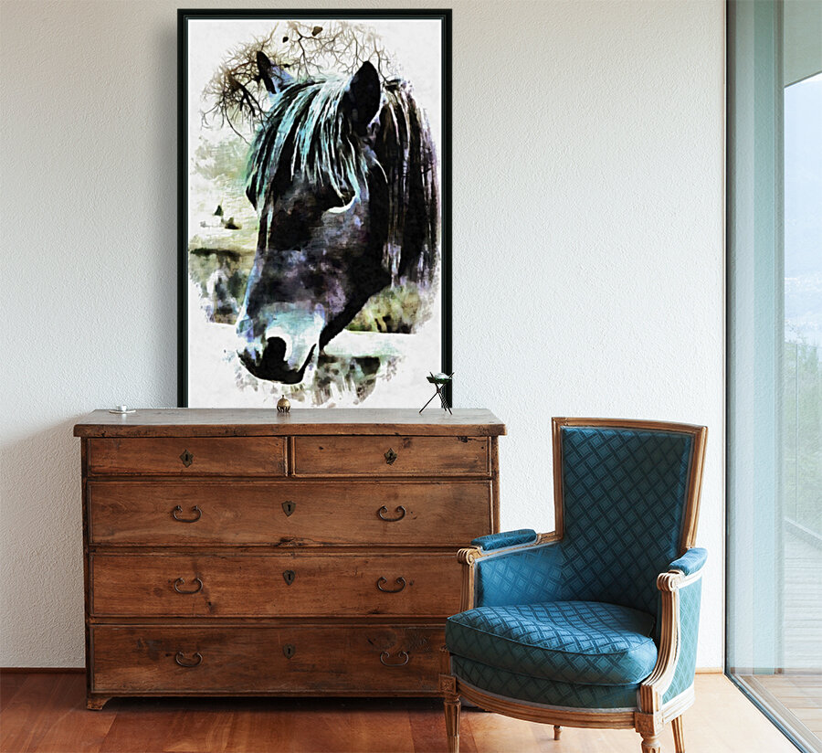 Horse Spirit Guide  Art
