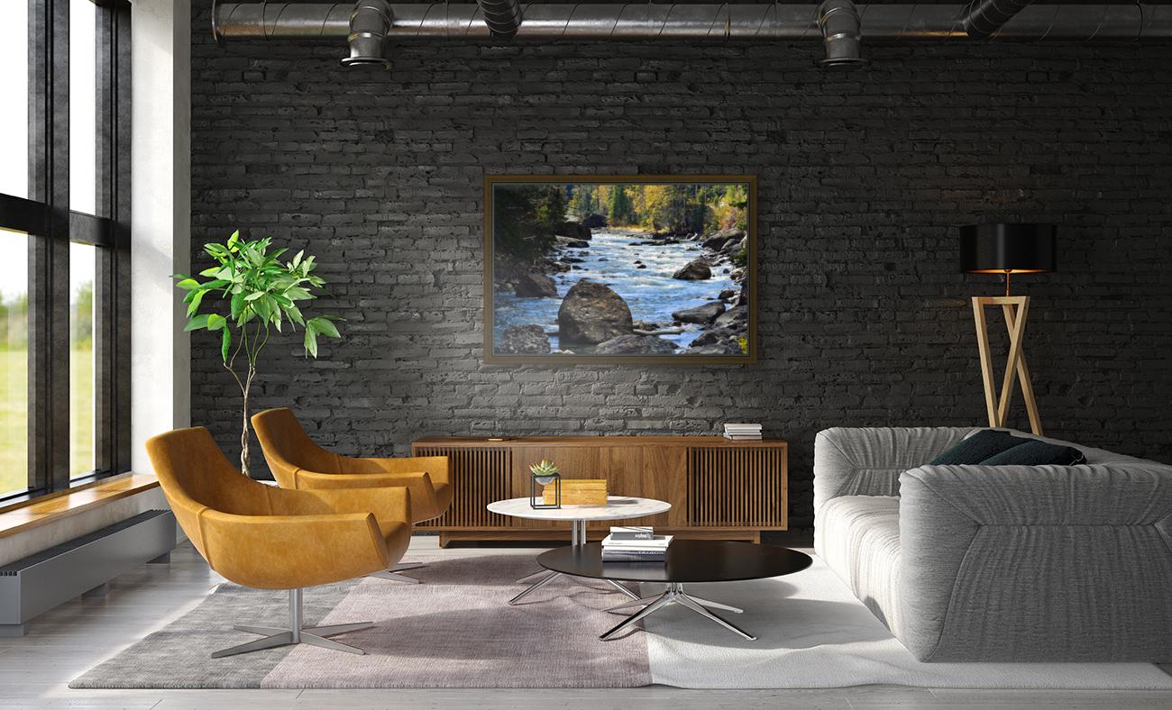 Babbling Brook  Art