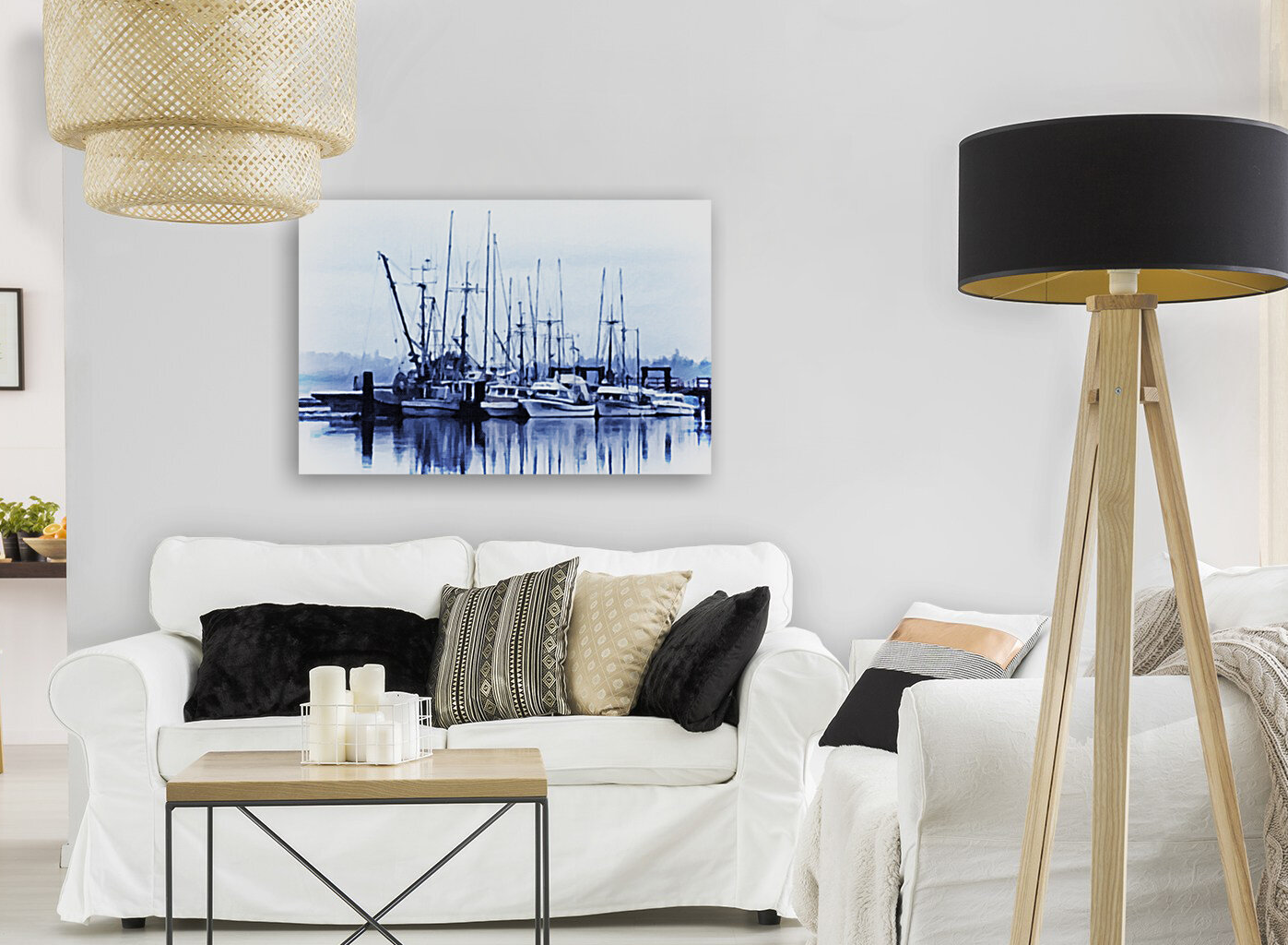 Fishers Wharf  Art