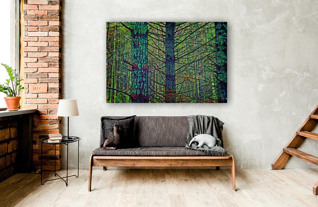 Forest Splendor  Art