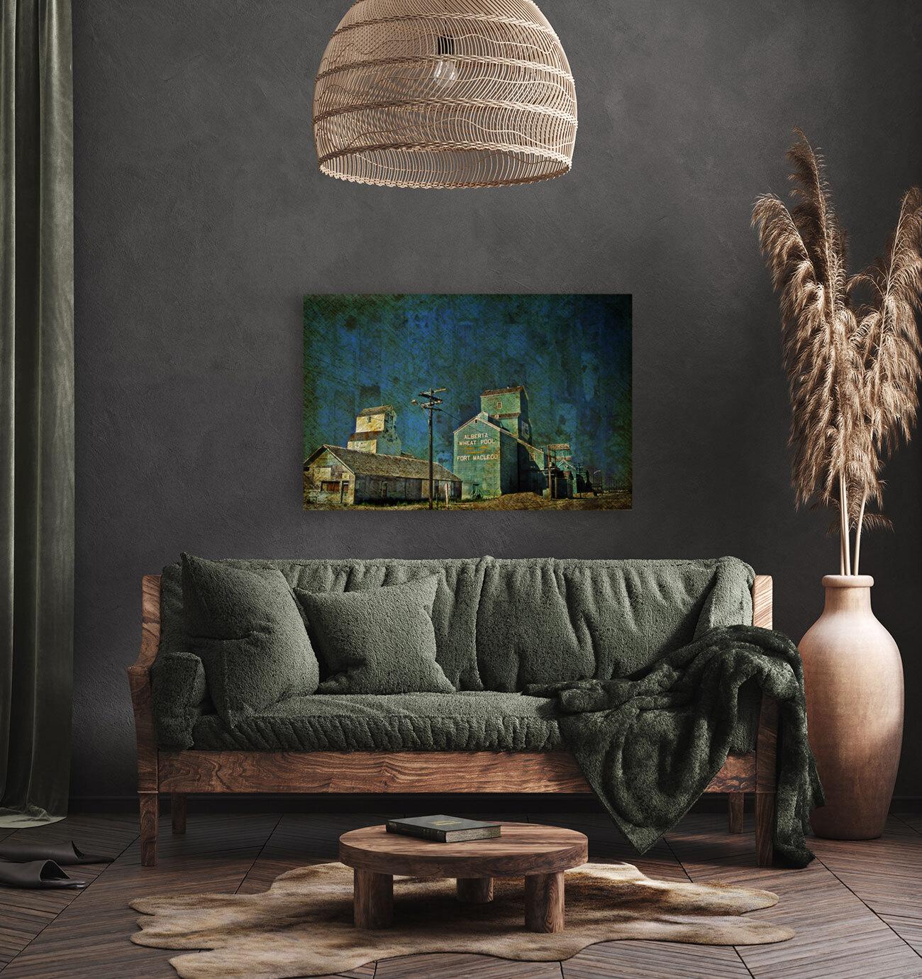 Wheat Pool  Art