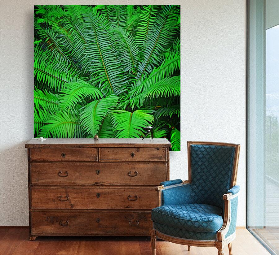 Just Ferns  Art