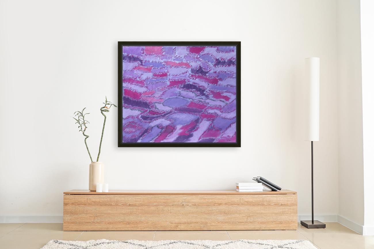 shades of purple  Art