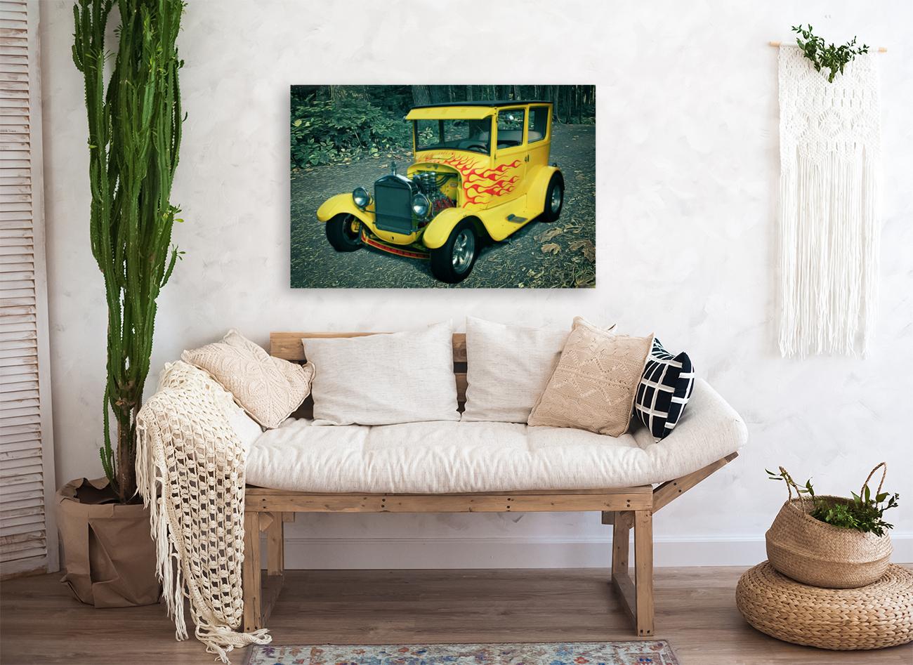 1927 Ford Model-T  Art
