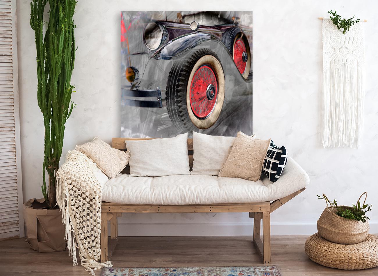 1930 Packard  Art