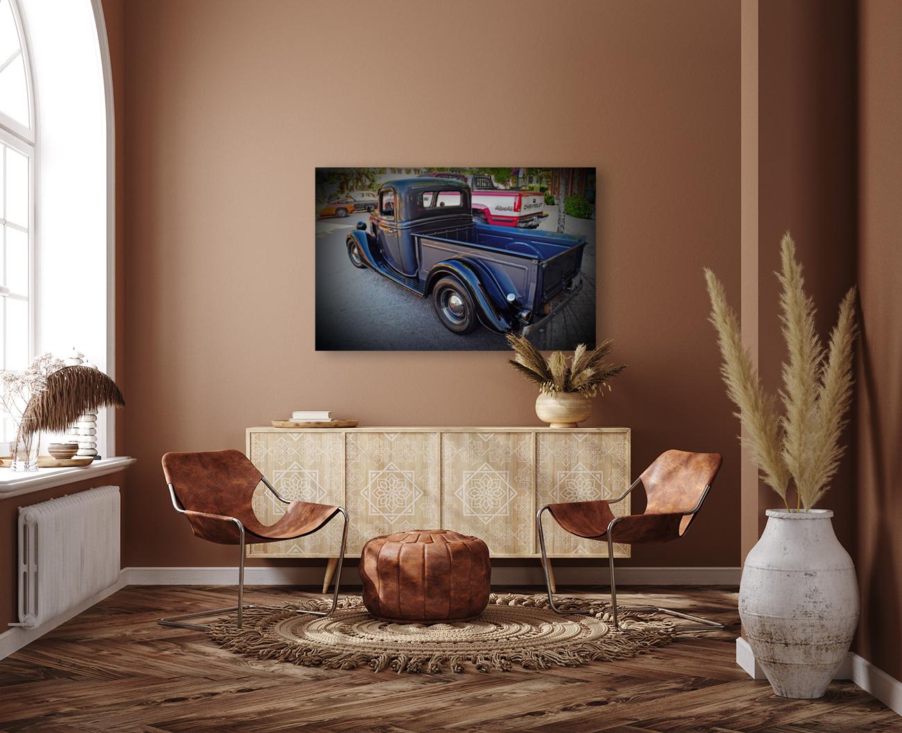 1935 Ford Pickup  Art