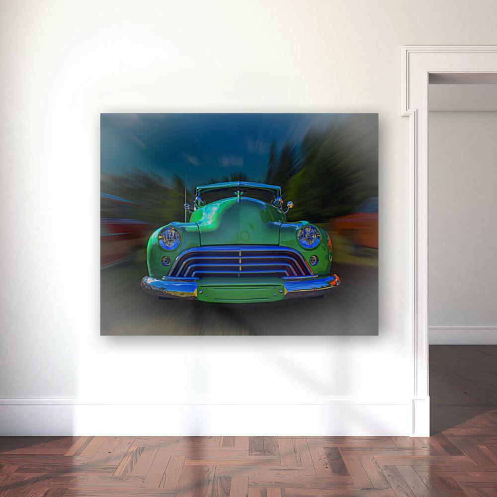 1947 Oldsmobile 2-Door  Art