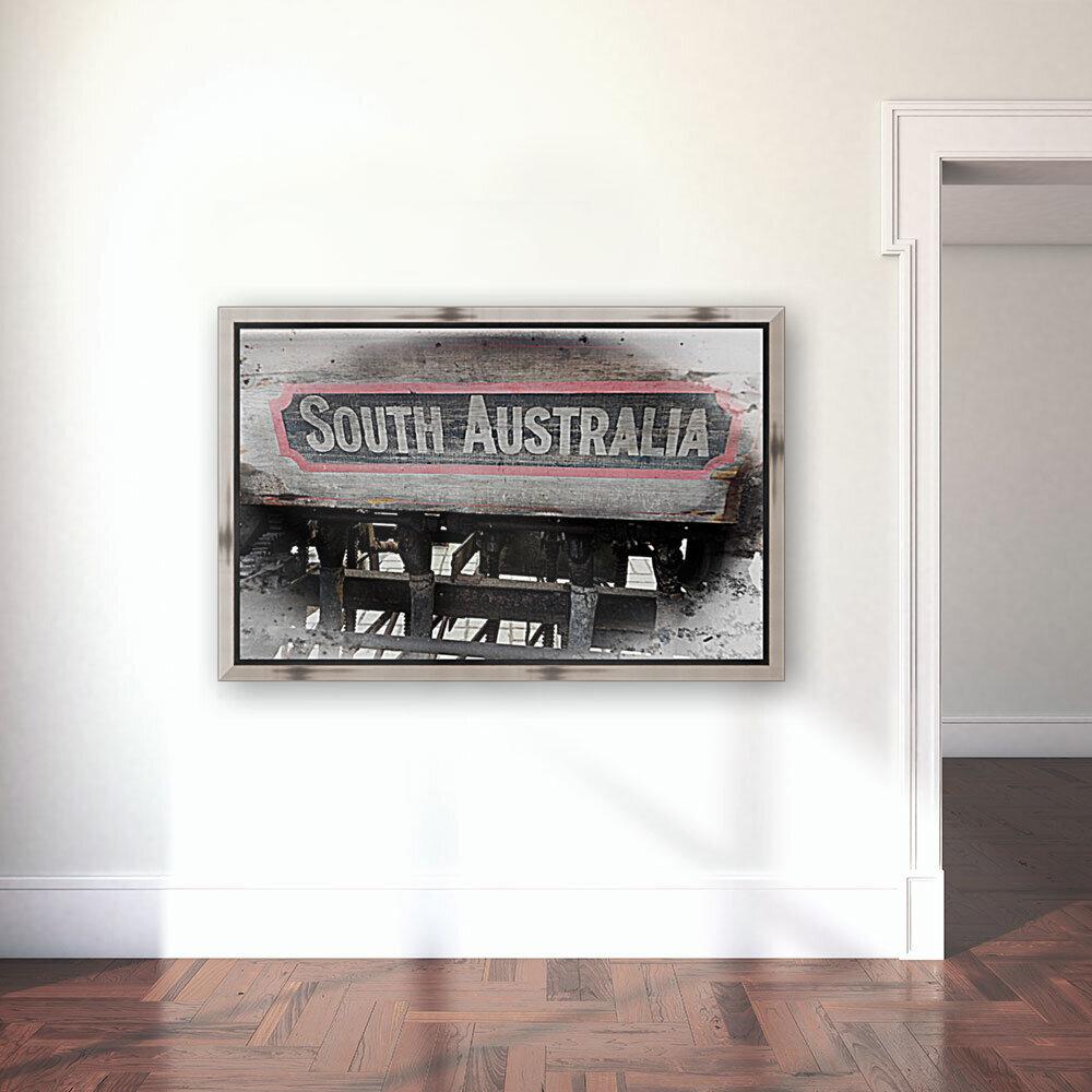South Australia Sign  Art