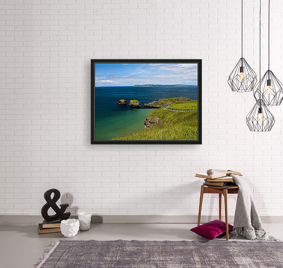 Northern Ireland Coast View  Art