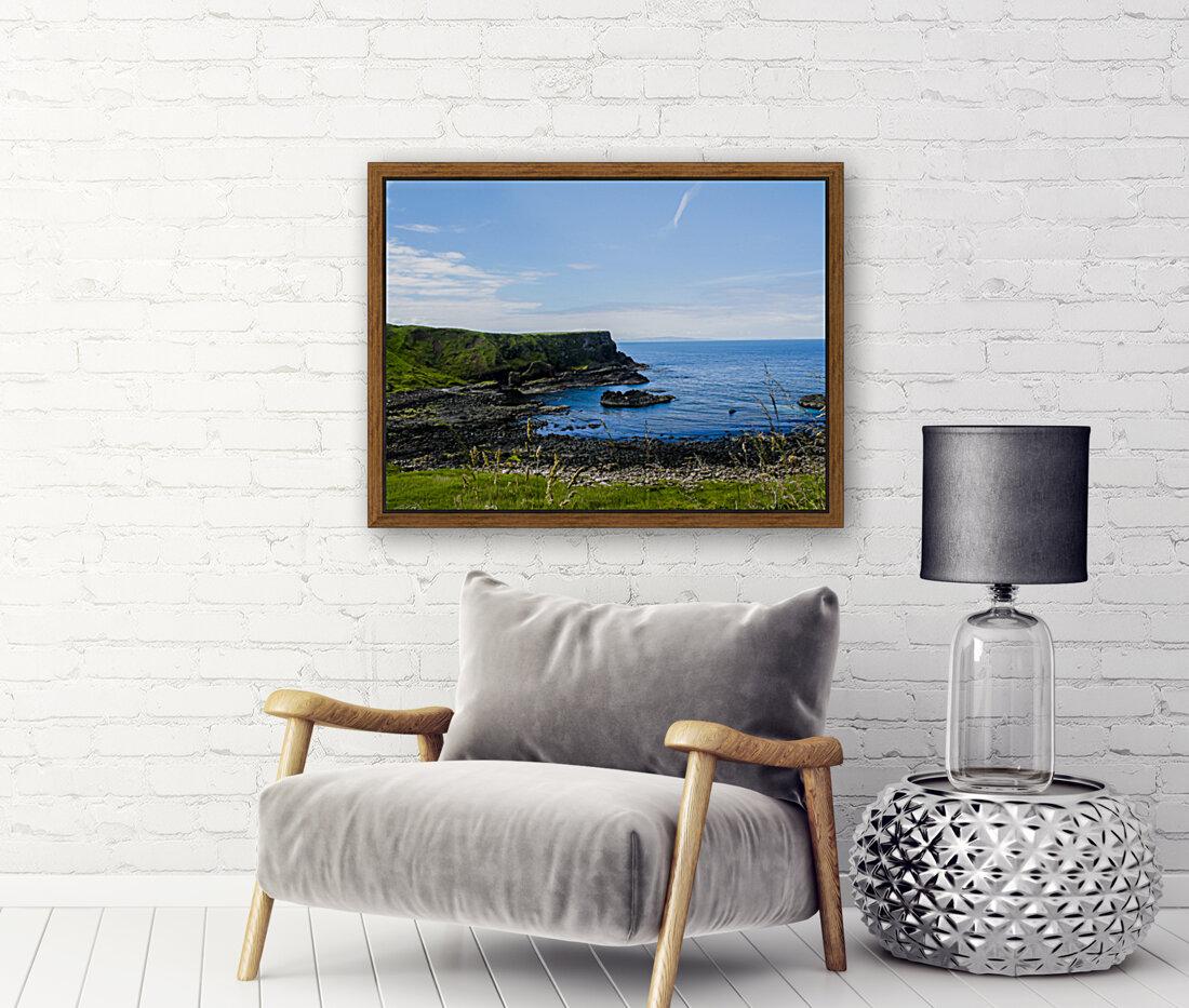 Northern Ireland Coast View II  Art