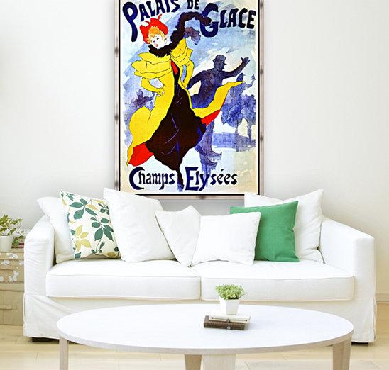 Palais de Glace by Cheret  Art