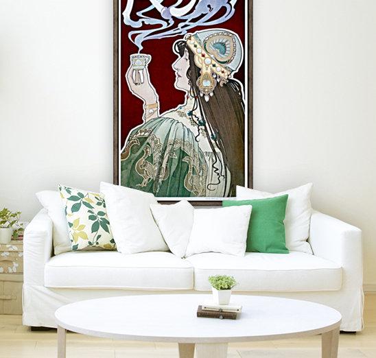 Rajah by Henri Privat-Livemont  Art