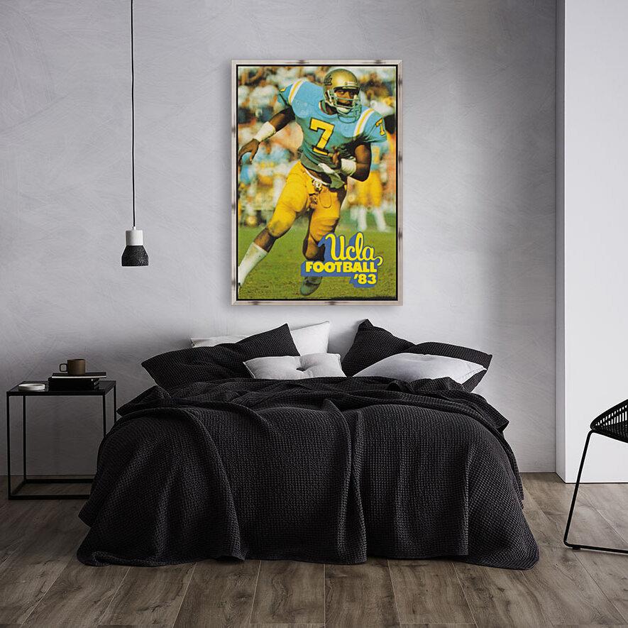 1983 UCLA Bruins Football Poster  Art