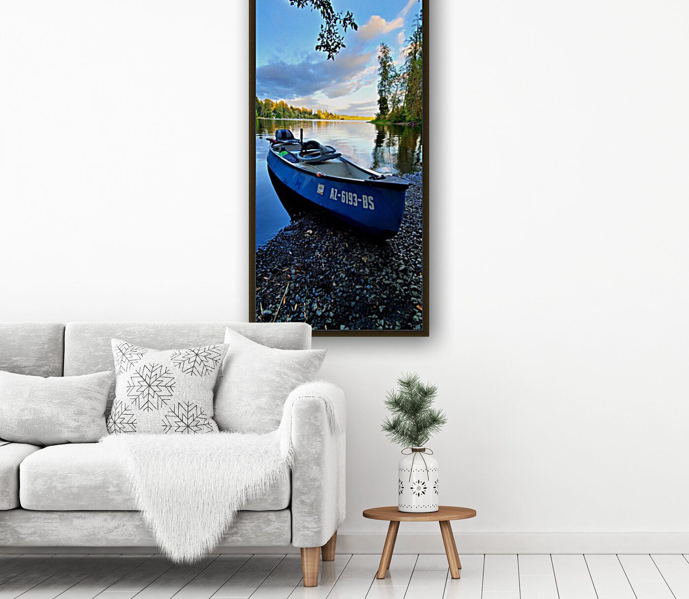 On the water  Art
